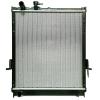 Радиатор охлаждения ДВС SAT IS0001-4.8 - Isuzu Elf '90-'99 4HL1