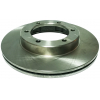 Фото тормозной диск sat st-mc838750 -  mitsubishi canter передний тормозные диски