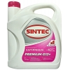 Фото антифриз sintec premium g12+ -40°с (5kg) охлаждающая жидкость