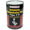масло трансмиссионное toyota atf type t-iv (1л)