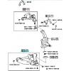 Фото рычаг в сборе toyota 48640-37010 нижний левый шаровые опоры