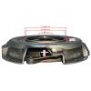 Фото корзина сцепления valeo mtc-38 - mitsubishi canter (mfc-558) корзина сцепления