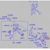"""Главный цилиндр сцепления Yuholi ME-507832 - Mitsubishi Fuso Canter (7/8"""")"""