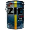 Фото масло моторное zic x5000 5w-30 ci-4. дизельное. 20 л. моторные масла