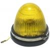 Габаритный фонарь универсальный Silver Light 41-041-F / 12016Y (желтый)