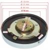 Фото крышка топливного бака zevs cy-87160-c (ø 78 mm) с ключом крышки топливного бака
