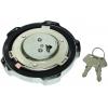 Крышка топливного бака Zevs CY87161D (Ø 92.5 mm) с ключом