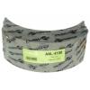 Фото тормозные накладки 320-1100. asuki anl-4100 (4 шт. с клепками) колодки барабанные