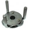 Фото ключ масляного фильтра «краб», круглые лапы (d 65-110 mm) съемник фильтров