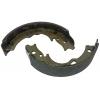 Фото колодки стояночного тормоза cac friction (zevs) fn-4443 колодки ручника