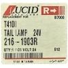 Фото фонарь задний lucid 216-1903r - mazda titan '84-'94 2-х цветный, правый стоп-сигнал
