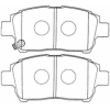 Колодки тормозные дисковые Masuma MS-1472 (A-634)