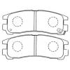 Колодки тормозные дисковые Masuma MS-3174 (A-224)