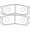 Колодки тормозные дисковые Masuma MS-5290 (A-344)