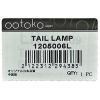 Фото фонарь задний (стоп-сигнал) ootoko 1205006l isuzu-elf '86- (213-1907l) левый стоп-сигнал