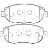 Колодки тормозные дисковые Nisshinbo PF-1324 (A-413)