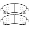 Колодки тормозные дисковые CAC Friction PF-3515 (A-682)