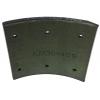 Фото тормозные накладки rca ibk gl z3206-1300 (320-1300). 8 шт. с клепками колодки барабанные