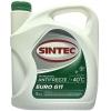 Антифриз Sintec EURO G11 -40°C зеленый. 5кг.