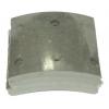 Фото тормозные накладки 320-1202. antec. (8 шт. без клепок) колодки барабанные