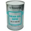 Масло Трансмиссионное Toyota Gear Oil Super GL-5 75W-90 (1л)