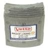 Фото тормозные накладки 320-1300. vetto. (8 шт. с клепками) колодки барабанные