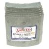 Фото тормозные накладки 320-1400. vetto. (8 шт. с клепками) колодки барабанные