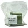 Фото втулка рессоры полиуретановая zevs - blp-0251 - mitsubishi canter mb025153 (22.4x39.6 h43.5) втулки и сайлентблоки