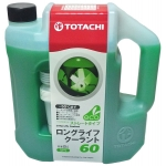 антифриз totachi long life coolant 60 (зеленый) 2 литра