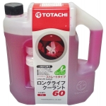 антифриз totachi long life coolant 60 (красный) 2 литра