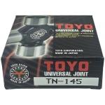 Фото крестовина кардана (трансмиссии/рулевого) nissan. «j0» (d20.06 x 52.8 mm) toyo tn-145 (gmb gun-45) крестовины