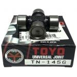 Фото крестовина кардана (трансмиссии/рулевого) nissan. «j0» (d20.06 x 52.8 mm) toyo tn-145g (gmb gun-45) крестовины