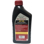масло трансмиссионное toyota atf ws (0.946 л)