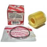 Фото фильтр масляный toyota 04152-yzza6 (o-119) масляный (элемент)