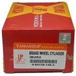 """Фото тормозной цилиндр рабочий. isuzu elf '90-'98 задний правый «a» (1"""") yamasida цилиндры тормозные рабочие"""