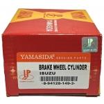 """Фото тормозной цилиндр рабочий yamasida. isuzu elf '90-'98 задний левый (1"""") без прокачки цилиндры тормозные рабочие"""
