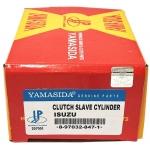 Фото рабочий цилиндр сцепления isuzu elf «yamasida 8-97032-847-1» в сборе цилиндр сцепления рабочий