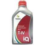 Фото масло трансмиссионное yokki iq atf toyota t-iv (1л) трансмиссионное масло