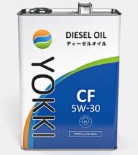 масло моторное yokki cf 5w-30 (4л)