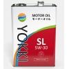 масло моторное yokki sl 5w-30 (4л)