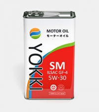 масло моторное yokki sm 5w-30 (1л)