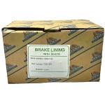 Фото тормозные накладки rca ibk gl z3208-1102 (320-1102). 4 шт, с клепками колодки барабанные