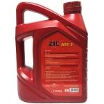 Фото масло трансмиссионное zic atf 3 синтетика (4л) трансмиссионное масло