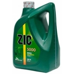 масло моторное zic 5000 ci-4 5w-30 (6л)